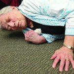 falling in fibromyalgia